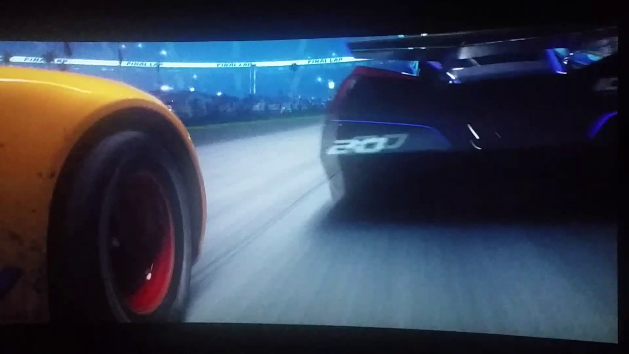 FILM REVIEW:: CARS 3 | Peach and Buck