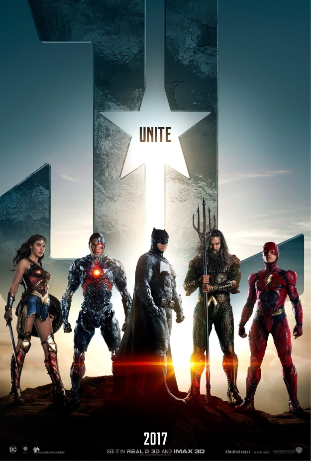 Justice League (film) - Wikipedia