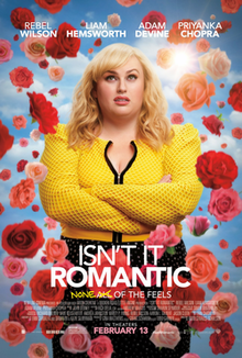 FILM REVIEW:: ISN'T IT ROMANTIC