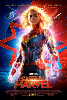 FILM REVIEW:: CAPTAIN MARVEL