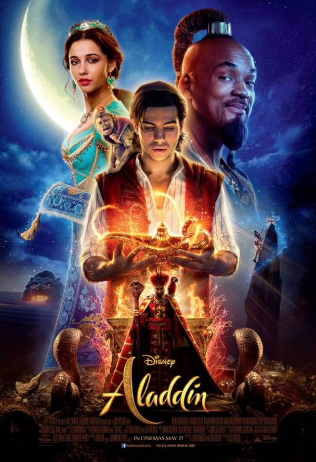 FILM REVIEW:: ALADDIN (2019)