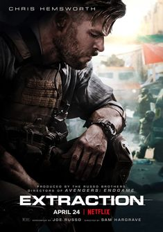 FILM REVIEW:: EXTRACTION