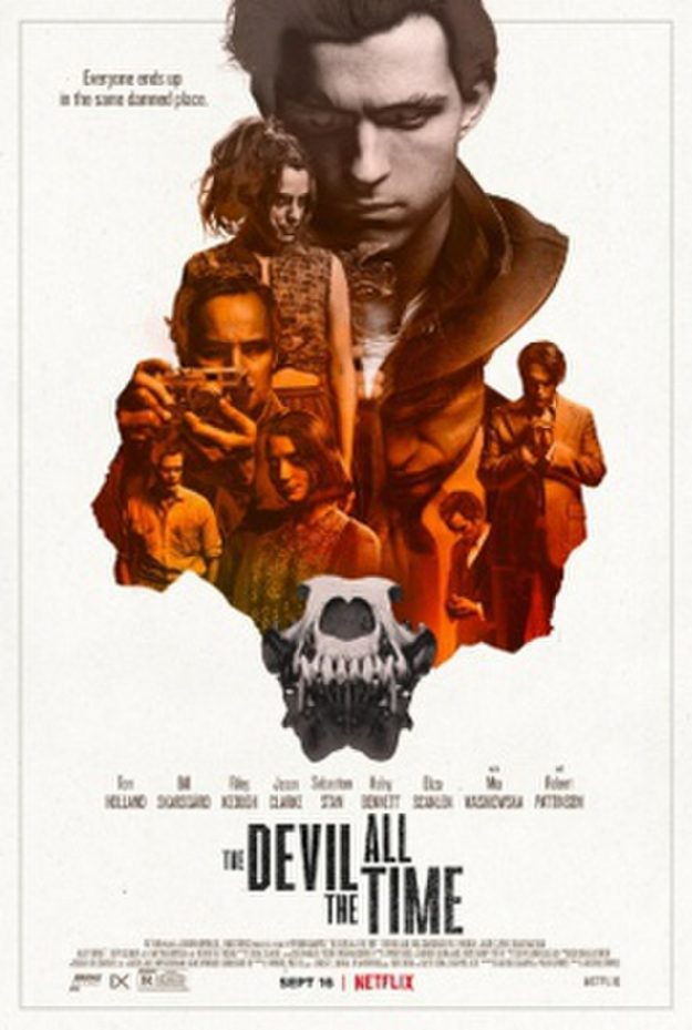 FILM REVIEW:: THE DEVIL ALL THE TIME